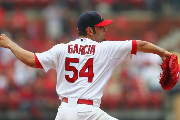 5 Reasons Jaime Garcia's Return Is Cardinals' X-Factor in Playoff Race