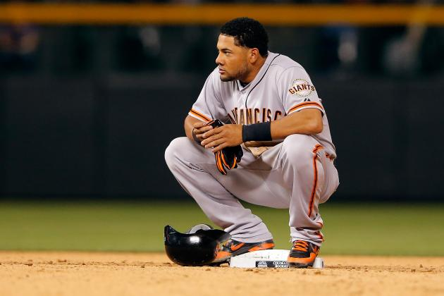 4 Ways Melky Cabrera's PED Suspension Impacts the Giants-Dodgers NL West Race
