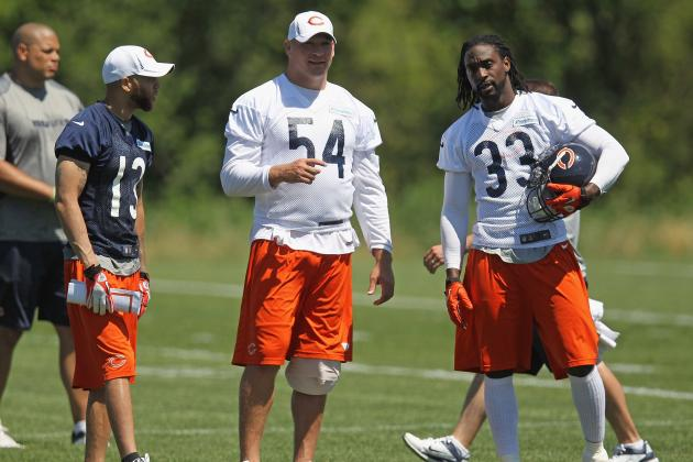 The Biggest Winners and Losers of Bears Camp, Preseason so Far