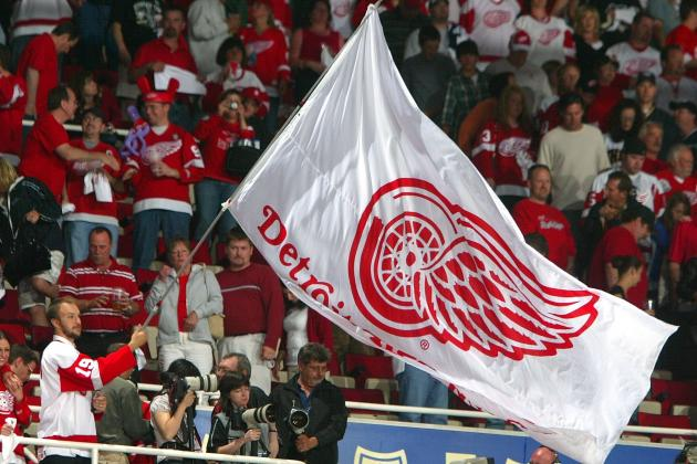 Detroit Red Wings: The Most Beloved Lines in Team History