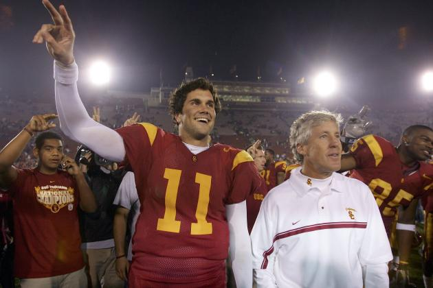 BCS Championship-Winning QBs Since 2000: Few Have Had NFL Success