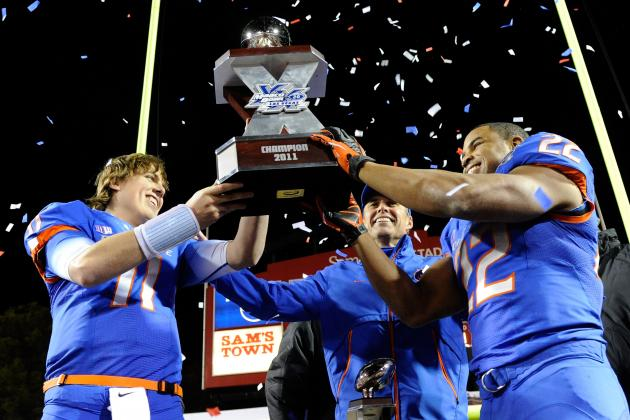 Boise State Football: Predicting Where Broncos Will Rank in Preseason Top 25