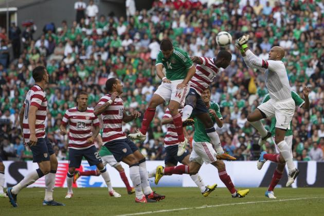 Mexico vs. USA: Scoring the Key Battles in USA's First Win Ever at the Azteca