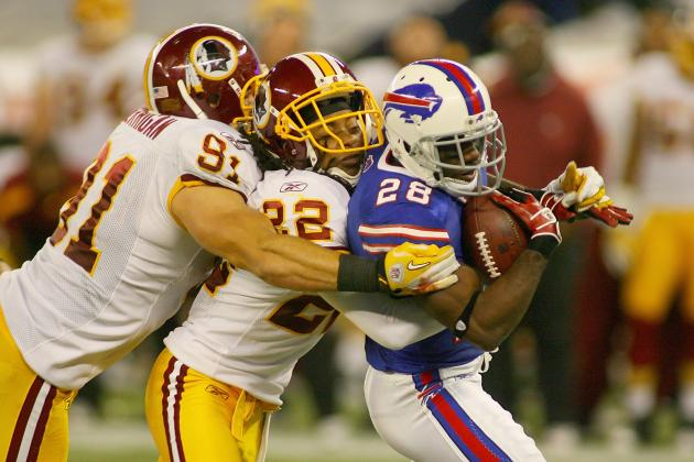 Washington Redskins: Best-Case Scenarios for the 2012 Season