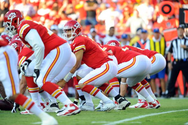 What We've Learned About Every Positional Unit so Far in Chiefs' Preseason
