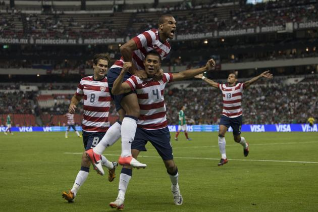USA vs. Mexico: 5 Things We Learned from America's 1st Victory at Azteca
