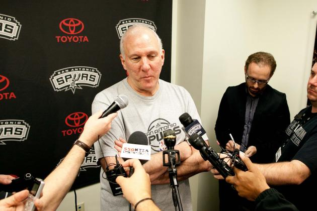 5 Reasons San Antonio Spurs Will Regret a Lack of Changes This Offseason