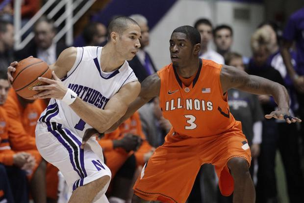 Illinois vs. Northwestern Basketball: Contrasting Each Squads' Starting Lineup
