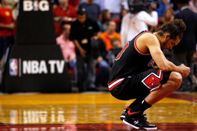 Chicago Bulls: How They'll Fix Their 5 Biggest Weaknesses in 2012-13