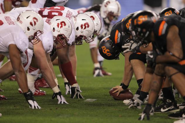 Stanford Football 2012: Breaking Down the Cardinal's Defensive Line