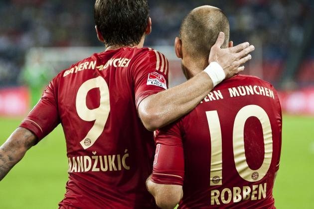 Bundesliga: Mario Mandzukic and 20 Players to Watch in Germany This Season