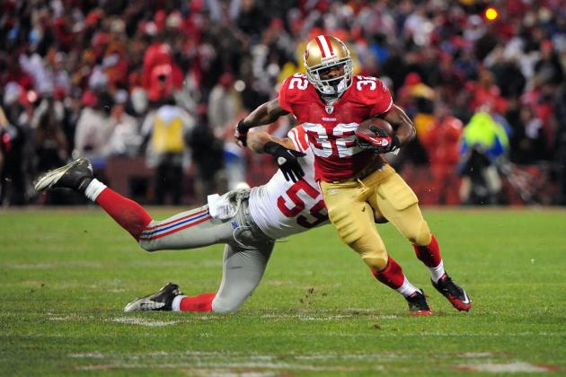 Why Kendall Hunter and Frank Gore Will Create a Scary Backfield Tandem for 49ers