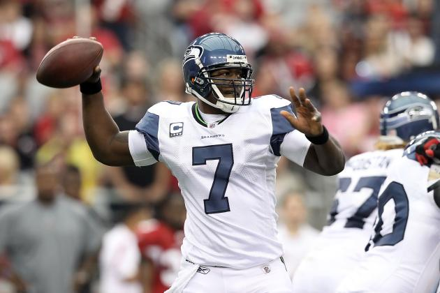 Odds on Where Seattle Seahawks QB Tarvaris Jackson Could Land
