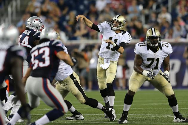New Orleans Saints: 4 Saints Struggling Through Training Camp