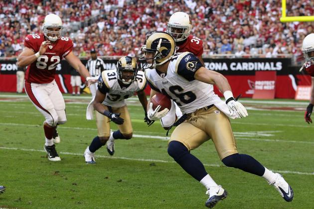 Fantasy Football 2012: 5 Sleepers to Keep Your Eye on