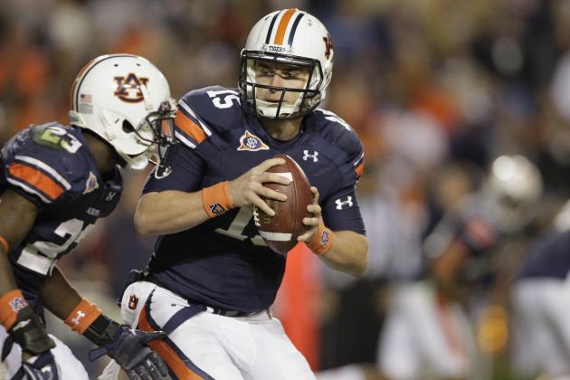 Auburn Football: Predicting Where Tigers Rank in AP Preseason Poll