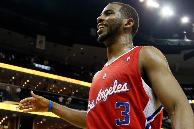 Which Los Angeles Clippers Will Compete for NBA Awards?