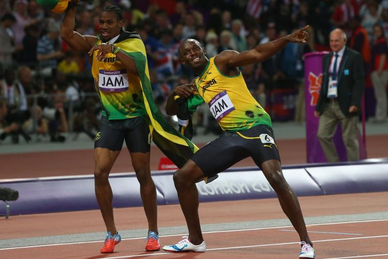 2012 Olympics: 30 Most Memorable Stars from the 30th Olympiad