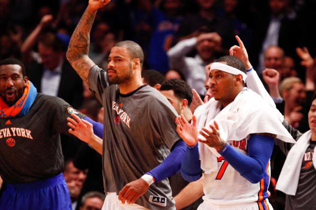 New York Knicks: 5 Guys Who Will Improve in 2012-13 Season
