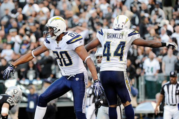 San Diego Chargers 2012: 3 Quick Reasons the Bolts Will Win the AFC West