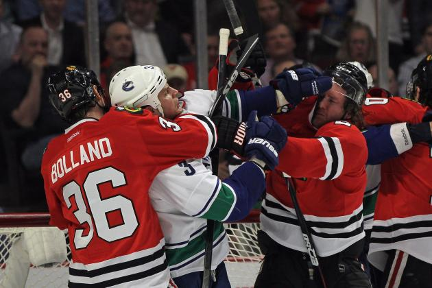 Chicago Blackhawks: Ranking the Blackhawks' Top Rivalries