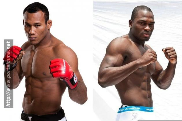Strikeforce: Ronaldo 'Jacare' Souza vs. Derek Brunson Head-to-Toe Breakdown