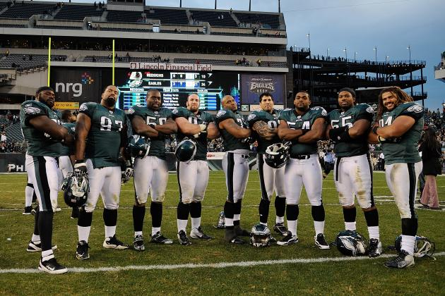 Report Card for Philadelphia Eagles Positions Through First Week of Preseason