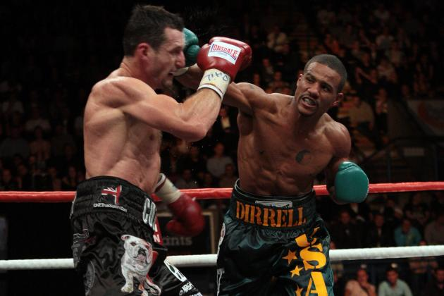 Floyd Mayweather's Fighter Andre Dirrell Could Face Carl Froch or Arthur Abraham