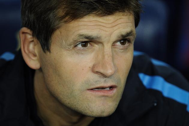 4 Things We've Learnt About New FC Barcelona Manager Tito Vilanova