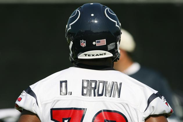 Houston Texans: Early Winners and Losers from Training Camp, Preseason