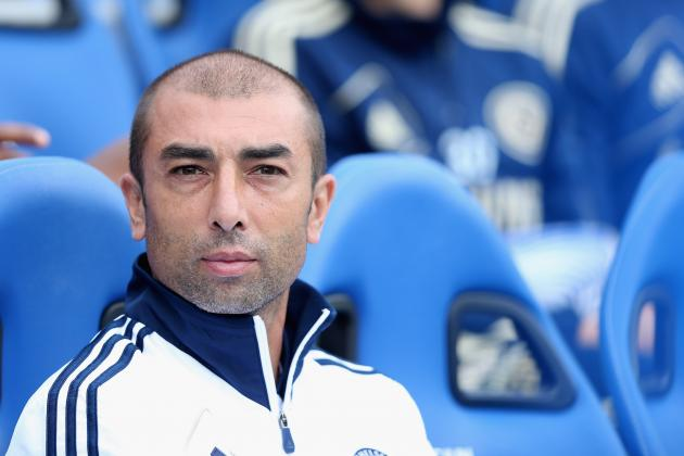 Chelsea vs. Wigan Athletic: Predicting Roberto Di Matteo's Starting Lineup