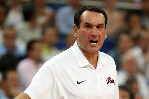 10 Best Candidates to Take USA Coaching Job After Coach K Departure