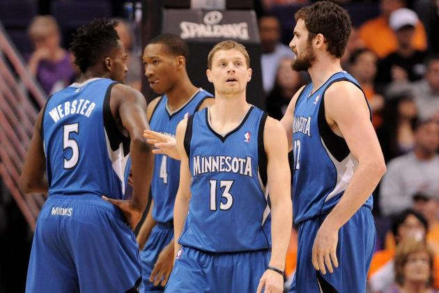 7 Reasons Minnesota Timberwolves Will End Playoff Drought in 2013