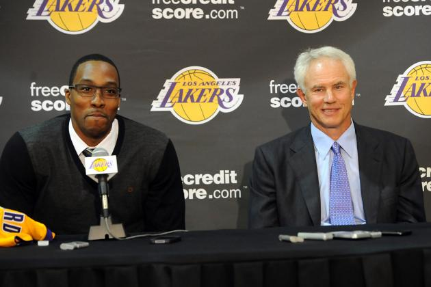 How L.A. Lakers Will Fix Their 5 Biggest Weaknesses in 2012-13