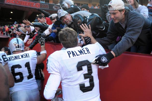 Oakland Raiders: 5 Reasons Carson Palmer Will Lead Oakland to the Postseason