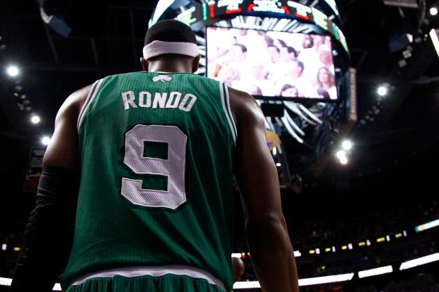 5 Reasons We Should Expect a Huge Season from Star PG Rajon Rondo