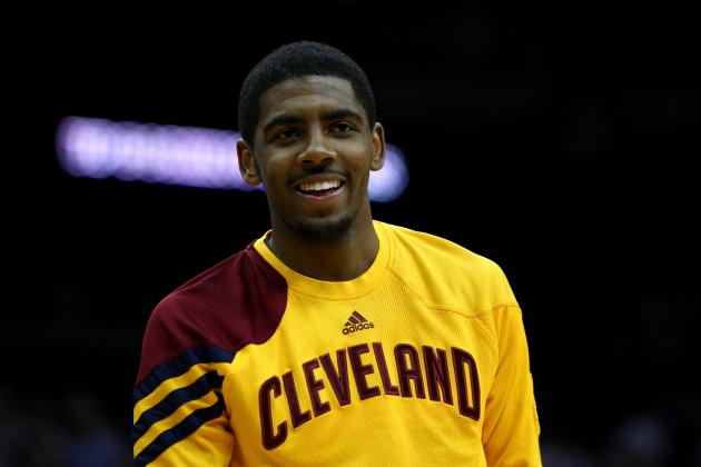5 Reasons Kyrie Irving Is the NBA's Next Elite Point Guard