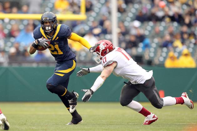 Cal Football: Why Keenan Allen Will Emerge as a Playmaker in 2012-13