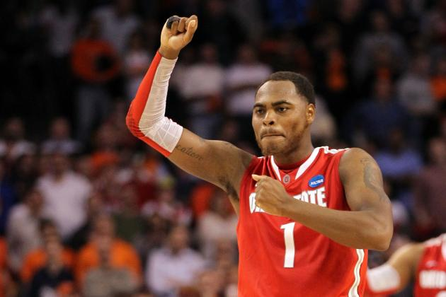 Ohio State Basketball: 4 Places Deshaun Thomas Needs to Step Up in 2012-13