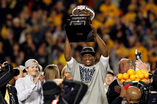 West Virginia Mountaineers: 4 Things a Geno Smith Heisman Win Does for Team