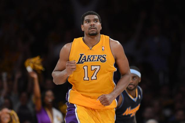 Ranking Andrew Bynum with the 10 Biggest Philadelphia 76ers' Acquisitions Ever