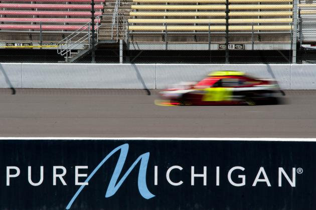 NASCAR Sprint Cup: 12 Drivers on the Chase Bubble Heading Into Michigan