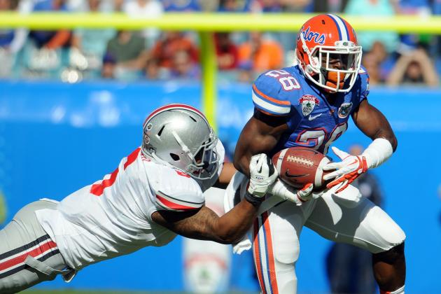 Jeff Demps Signs with New England Patriots: 3 Sprinters Who Succeeded in the NFL