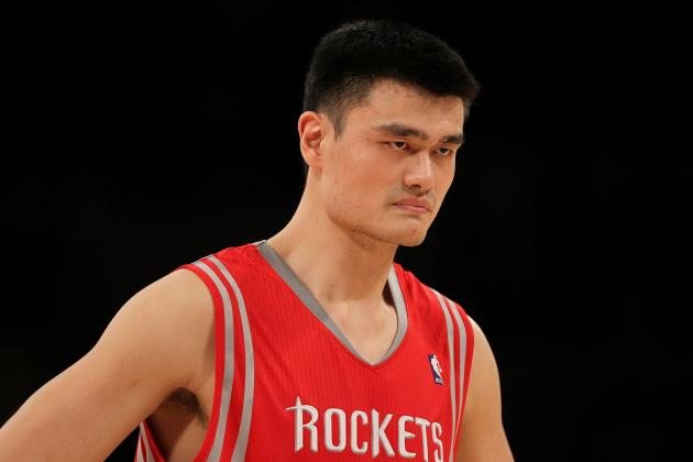 Houston Rockets: Rockets' Tradition at Center Is as Good as Anybody's