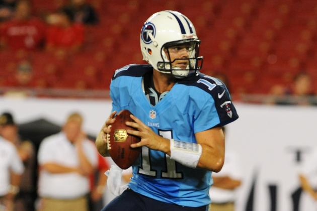 Projecting Tennessee Titans' Final 53-Man Roster After Preseason Week 2