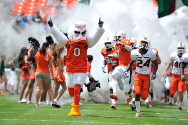 Miami Football: Ranking the Offenses That the Hurricanes Must Battle in 2012