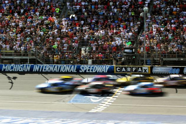 NASCAR Sprint Cup: 10 Lessons We Learned at the Pure Michigan 400