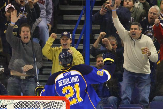 St. Louis Blues: 10 Reasons Why Fans Are Pumped for 2012-2013