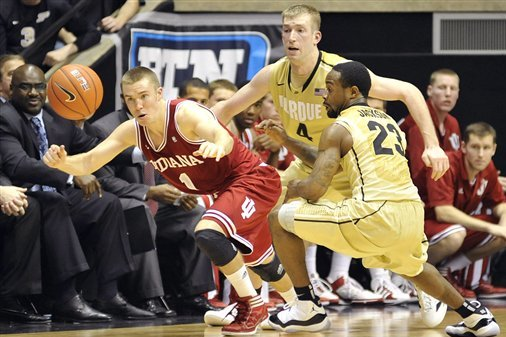 Indiana vs. Purdue: Contrasting the Squads' Starting Lineups