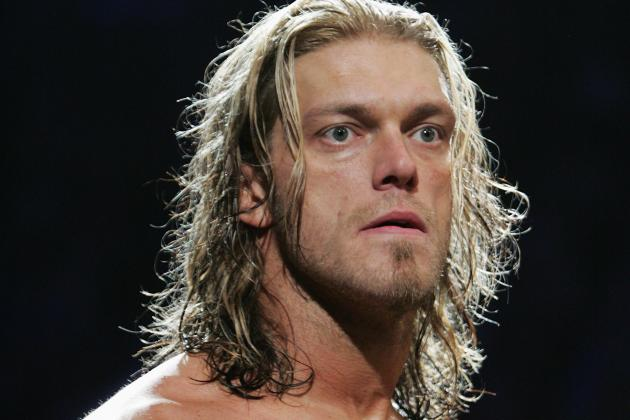WWE: Edge's 5 Most Memorable Moments